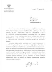"""19-07-11-Sejm-RP-petycja-218x300 Będzie więcej """"małych grantów"""" dla ngo!"""